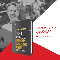 The Bible from 30,000 Feet by Skip Heitzig