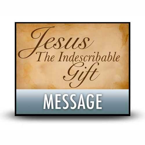 The Gift of God's Grace