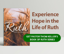 A Study in the Book of Ruth