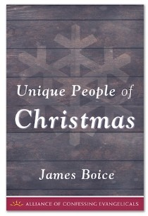 The Unique People of Christmas (PDF Download)