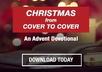 Christmas from Cover to Cover- 25 Day Advent Devotional