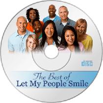 """The Best of Let My People Smile"" (CD)"