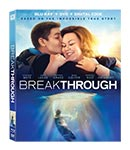 Receive Breakthrough - DVD in thanks for your gift of support today.