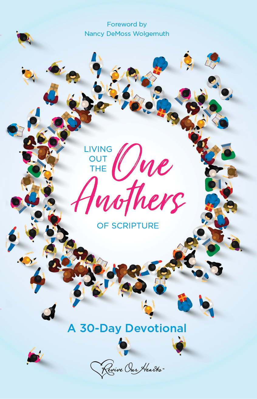 Living Out the One Anothers of Scripture