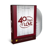40 Days of Love Complete Audio/MP3/Flash drive series