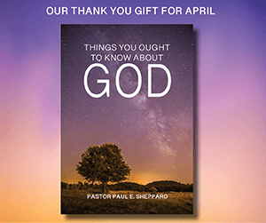 """Things You Ought to Know About God"" (Booklet)"