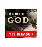 Armor of God CD series & Warfare: Winning the Spiritual Battle