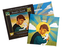 "Receive ""Found and Loved"" – a two book set in thanks for your gift of support today."