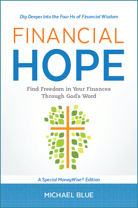 Financial Hope by Michael Blue