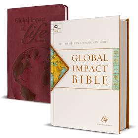 Global Impact Bible / Global Impact of LIFE Journal