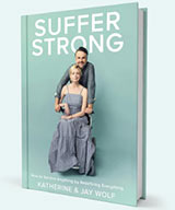 Receive 'Suffer Strong: How to Survive Anything by Redefining Everything' in thanks for your gift.