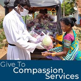 Coronavirus (Compassion Services)
