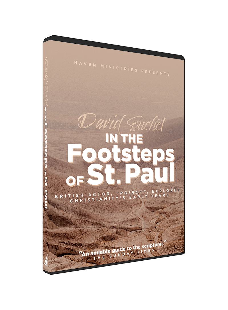 David Suchet: In The Footsteps of St. Paul (DVD)