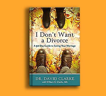 I Don't Want a Divorce
