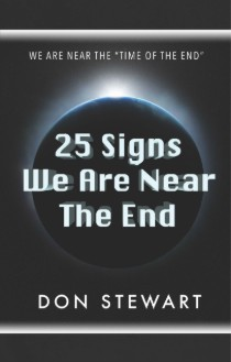 Free EBook: 25 Signs We Are Near the End
