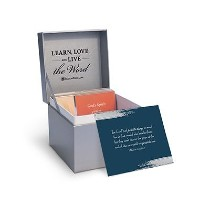 The Invisible War Scripture Box with Scripture Cards