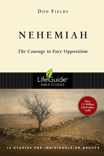 """The Courage to Face Opposition"" (Study Guide)"