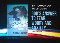 Gods Answer to Fear Worry and Anxiety