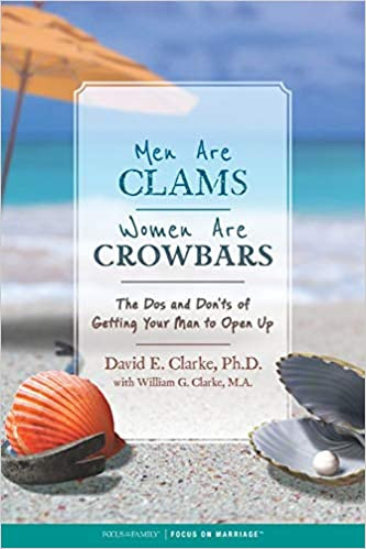 Men Are Clams, Women Are Crowbar