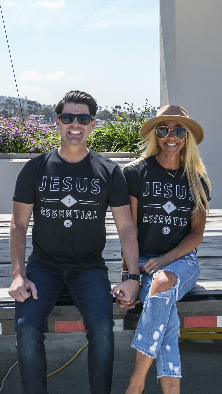Jesus is Essential Tees
