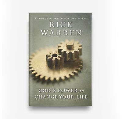 God's Power To Change Your Life Book