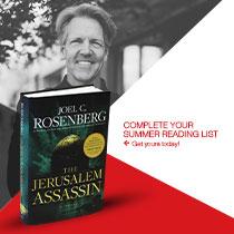 The Jerusalem Assassin by Joel Rosenberg