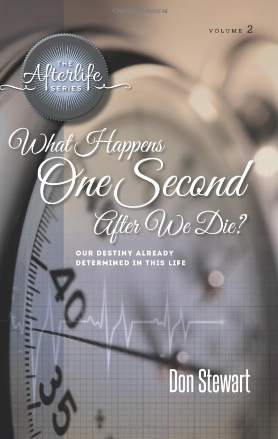 What Happens One Second After We Die?