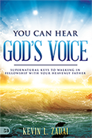 My Time with Jesus Concerning Your Future & You Can Hear God's Voice (4-CD/Audio Series & Book)