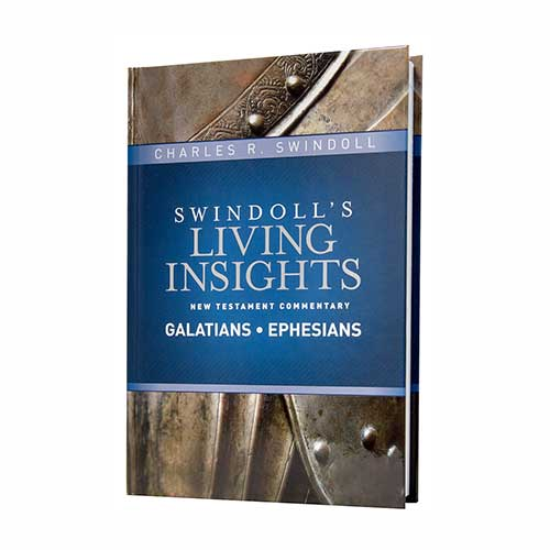 Swindoll's Commentary on Galatians and Ephesians