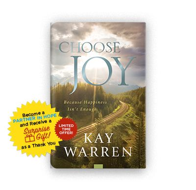 Choose Joy Hardback Book