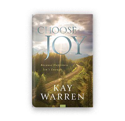 Choose Joy Hardback Book