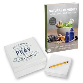 Prayer Box / Natural Remedies