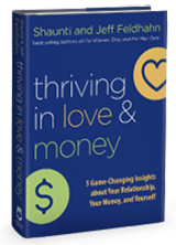 In thanks for your gift, you can receive Thriving in Love and Money, by Greg Laurie
