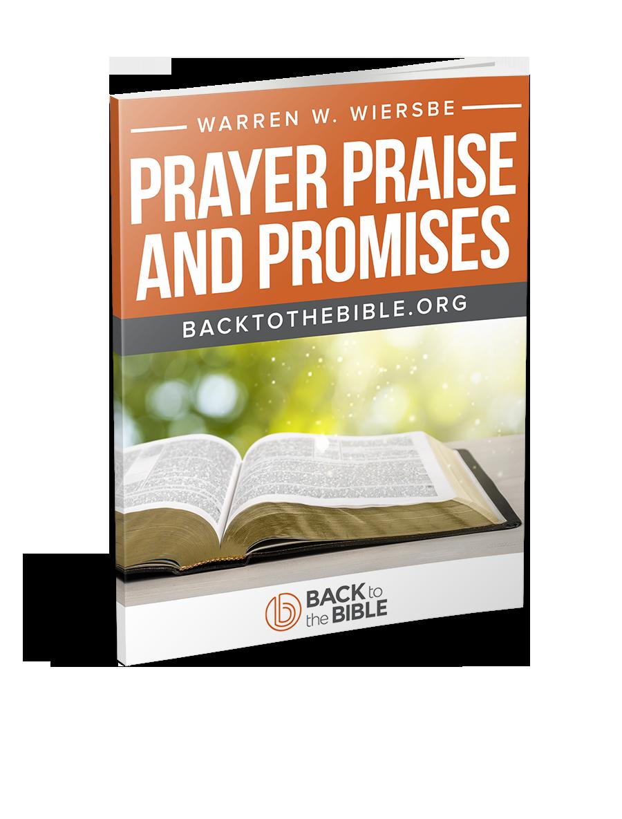 Prayer, Praise & Promises 30 Day Devotional eBook