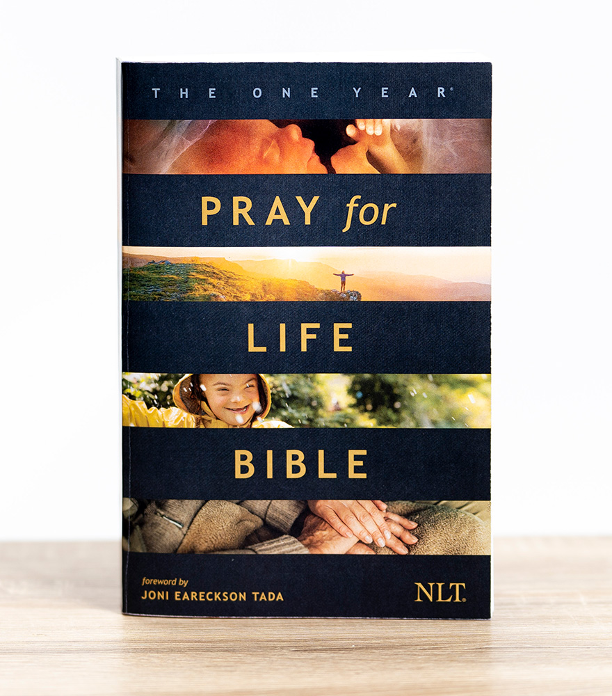 Pray for Life Bible
