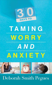 30 Days to Taming Worry & Anxiety (book)