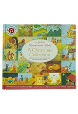 In thanks for your gift, receive 'The Jesus Storybook Bible Christmas Collection'