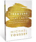 TREASURE THAT LASTS: NEW BOOK FROM DR. MICHAEL YOUSSEF