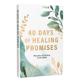 40 Days of Healing Promises