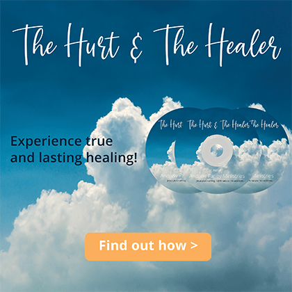 You CAN experience true and lasting healing!