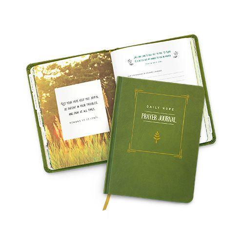 Daily Hope Prayer Journal