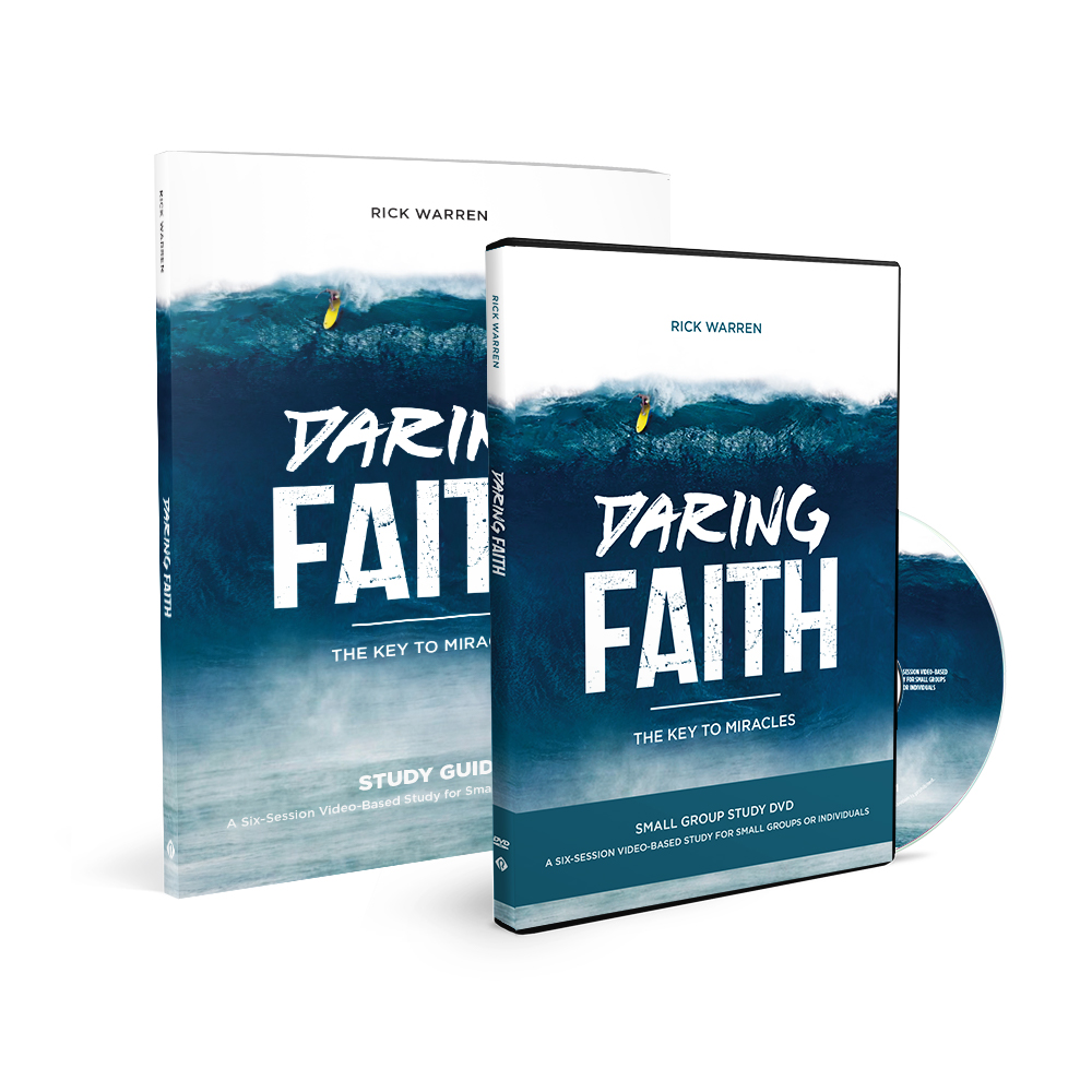 Daring Faith Study Kit
