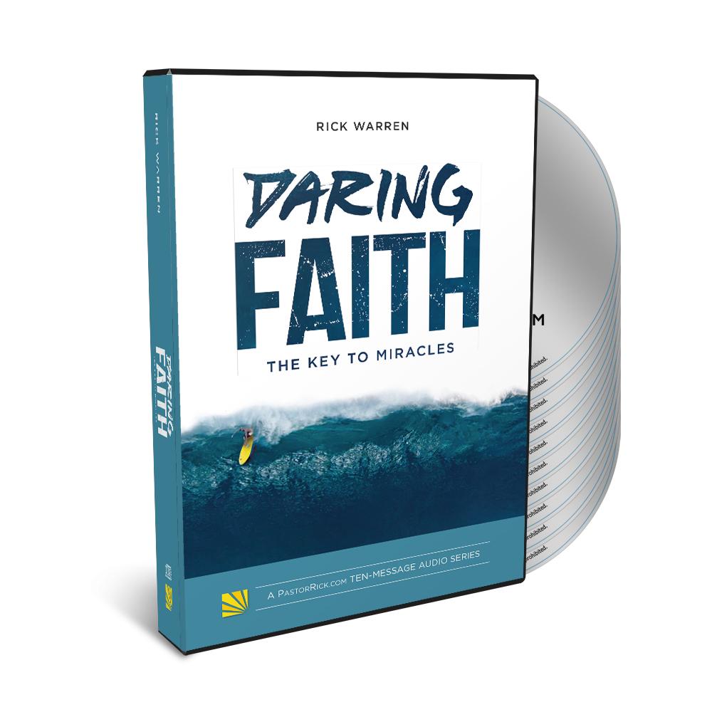 Daring Faith Complete Audio Series