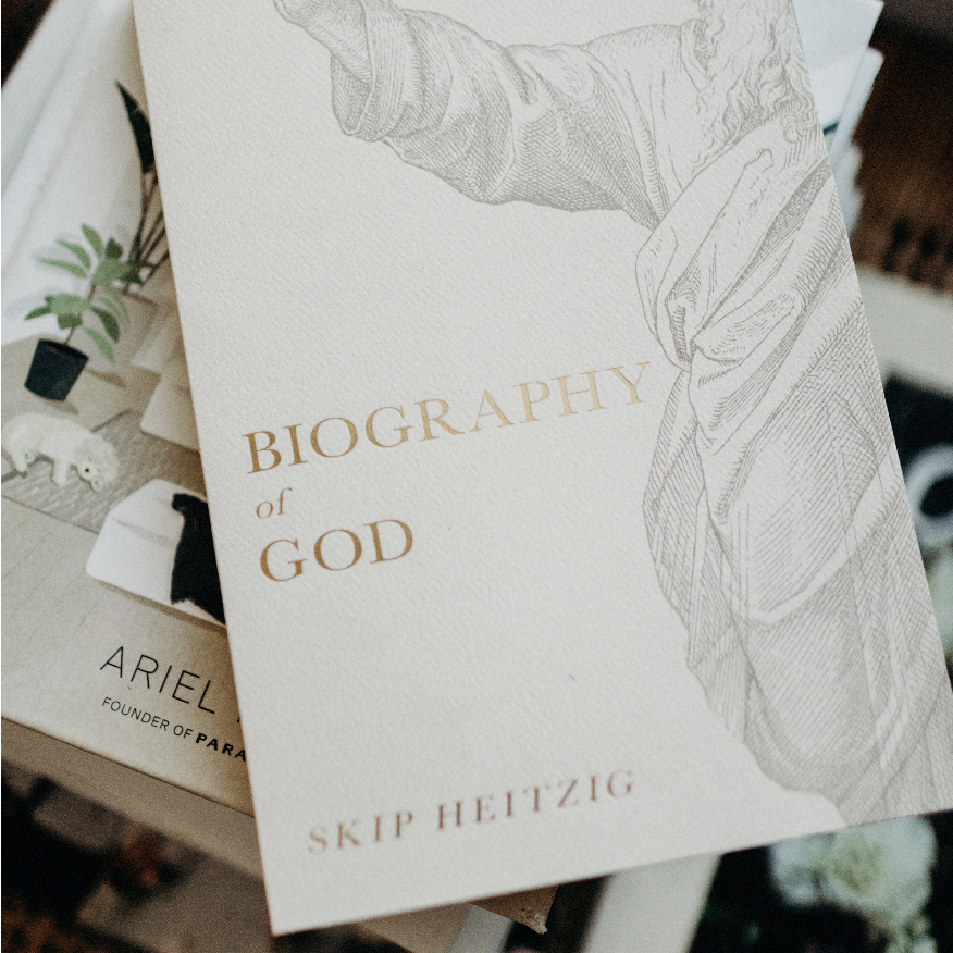 Biography of God by Skip Heitzig