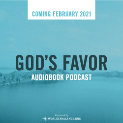 Sign Up for the God's Favor Audiobook Podcast