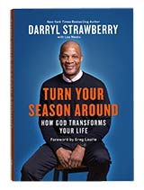 In thanks for your gift, you can receive Turn Your Season Around - Book
