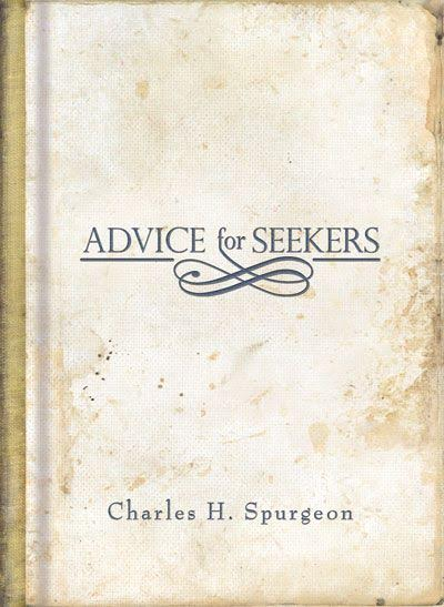 Advice for Seekers - Available for a donation of $15 or more