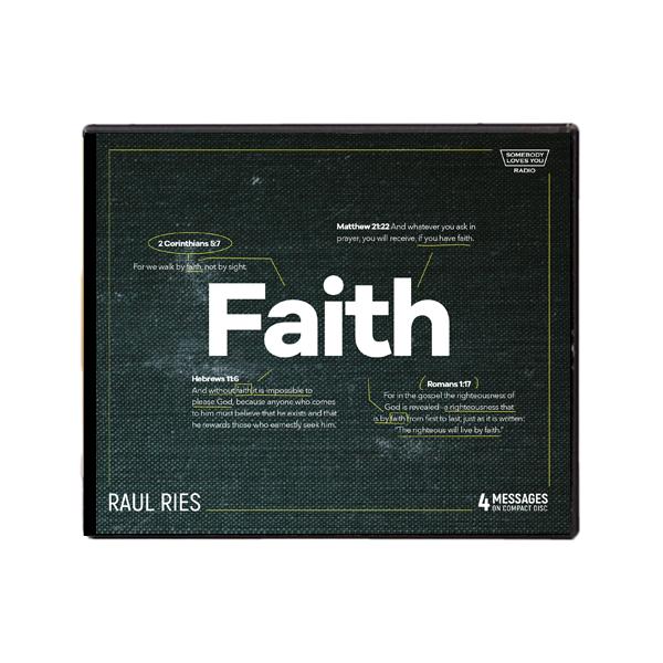 CD Pack: Faith