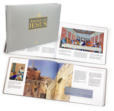 Journey with Jesus Book