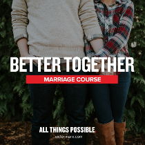 Better Together Marriage Course